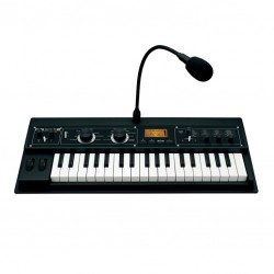 Черен синтезатор KORG MicroKorg XL-BE