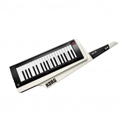 Бяла клавитара синтезатор keytar KORG RK-100S-WH