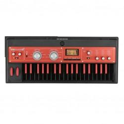 Червен синтезатор/вокодер KORG MicroKorg XL+ BKRD