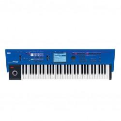 Синтезатор син цвят KORG M50-61 Blue