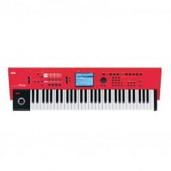 Синтезатор червен цвят KORG M50-61 Red