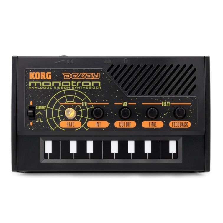Мини дилей синтезатор KORG MONOTRON DELAY