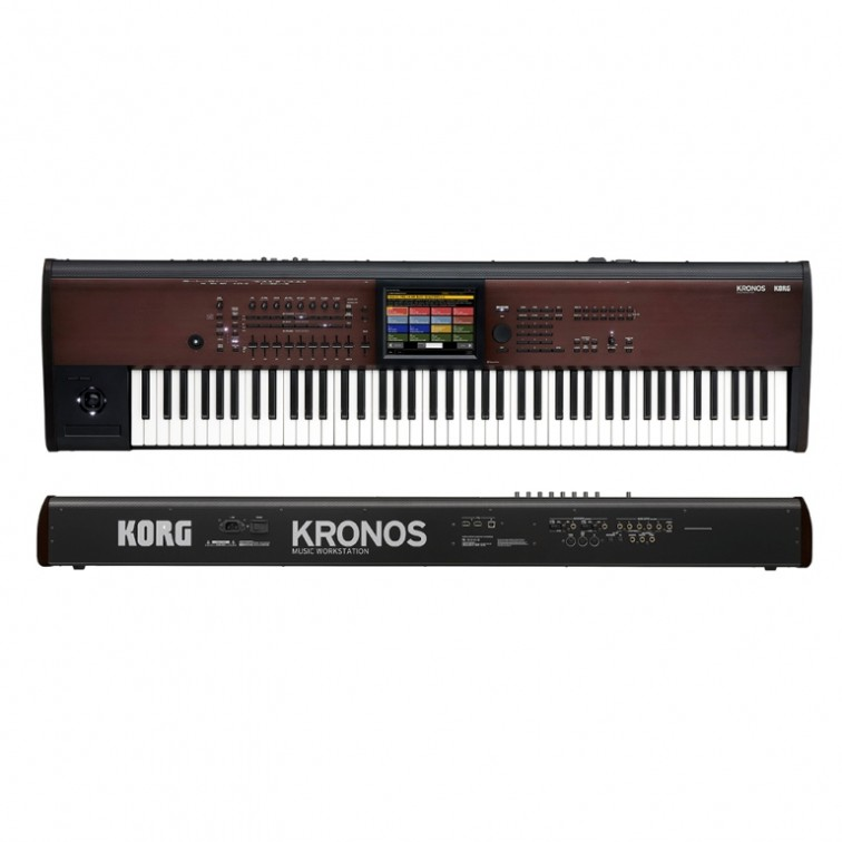 Синтезатор KORG KRONOS 88-LS клавиатура light touch
