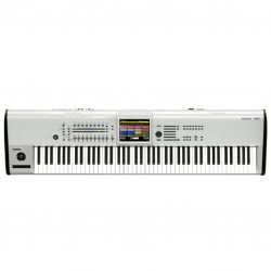Синтезатор платинен цвят KORG KRONOS 88-PT