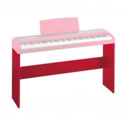 Червена стойка за пиано SP170 SPST-1W-RD