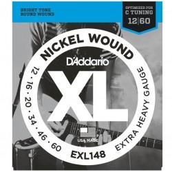 Струни за електрическа китара D'Addario EXL148