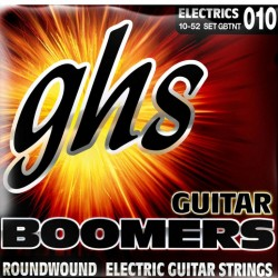 Струни за електрическа китара GHS Boomers 10-52