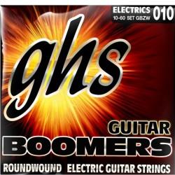 Струни за електрическа китара  GHS Boomers 10-60