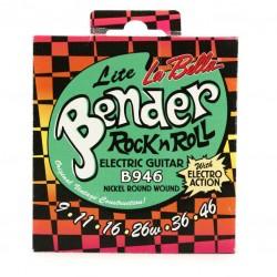 Струни за електрическа китара La Bella BENDER 9-46