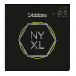 Струни за електрическа китара D'Addario NYXL 1156