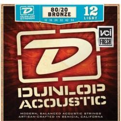 Струни за акустична китара Dunlop AG-BRS LIGHT