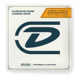 Струни за класическа китара Jim Dunlop CLASSICAL NT BE