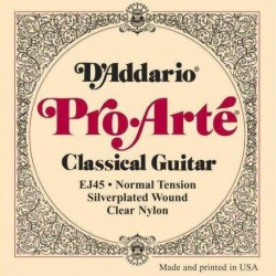 Струни за класическа китара D'Addario EJ45