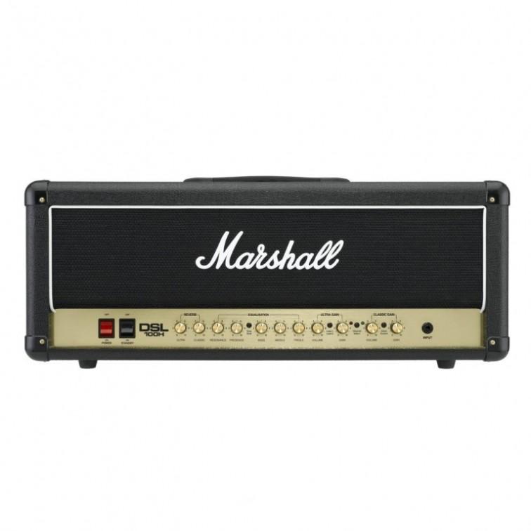 Лампов китарен усилвател – MARSHALL DSL100HV