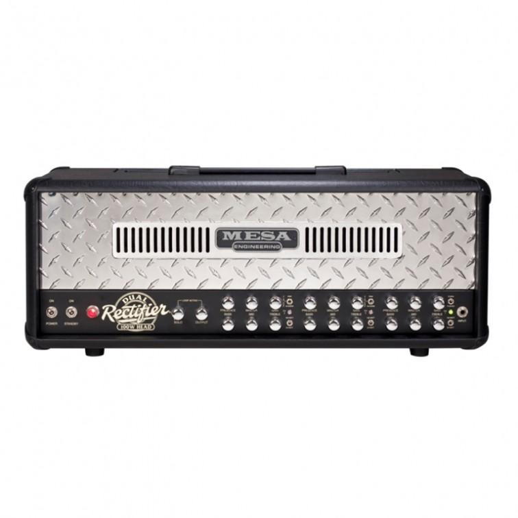 Лампов китарен усилвател – Mesa Boogie Dual Rectifier Head