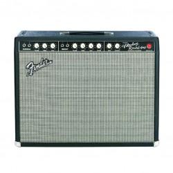 Лампово комбо за китара Fender CUSTOM VBLX RVB 230V EUR