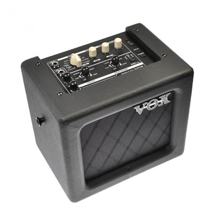 Черно мини комбо за китара VOX MINI3-G2-BK