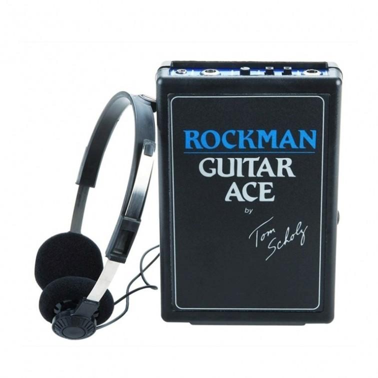 Мини усилвател със слушалки GA GUITAR ACE