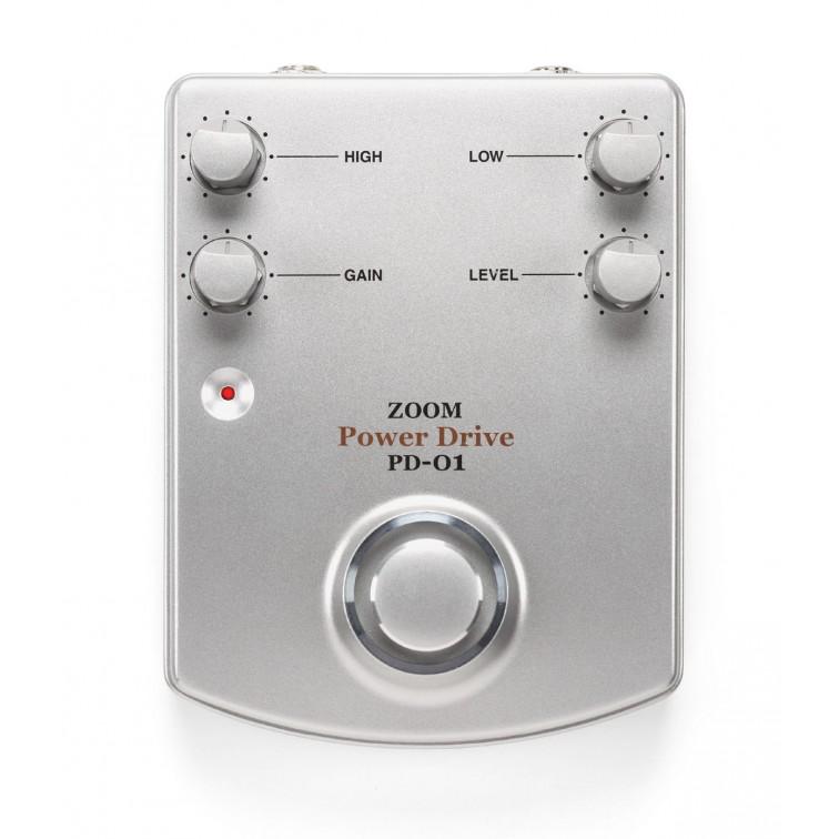 Ефект за китара ZOOM D-01