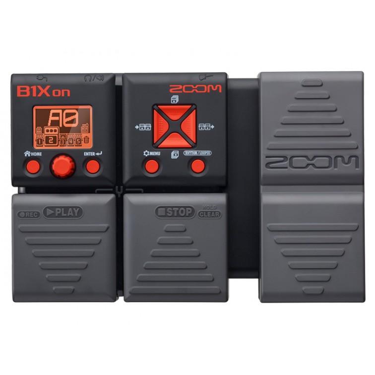 Процесор за бас китара ZOOM B1Xon
