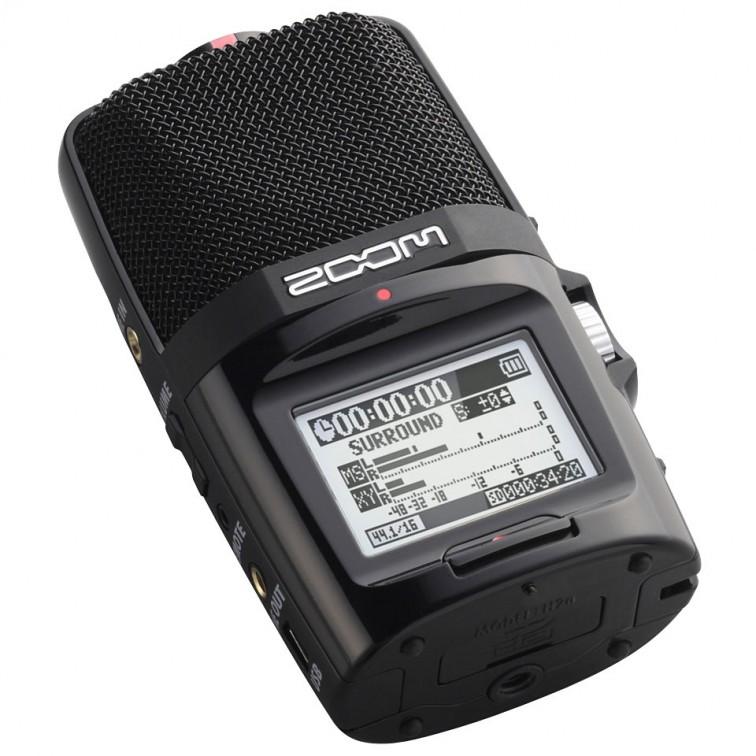Записващо устройство рекордер ZOOM H2n