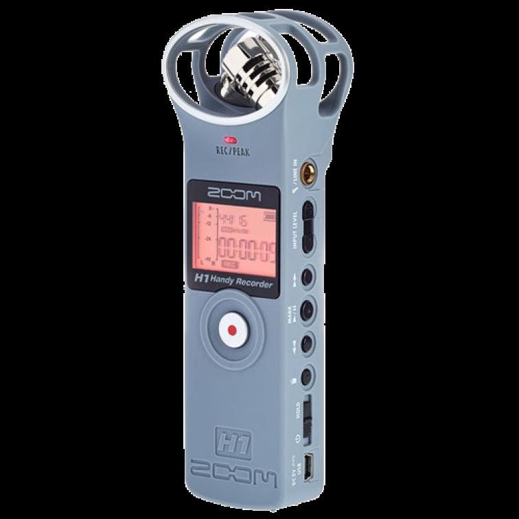 Звукозаписно устройство ZOOM H-1 MATTE GREY